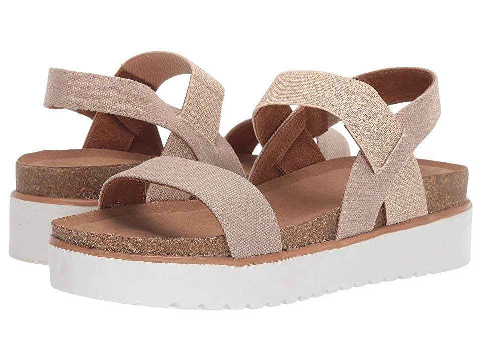 61f5f11c281 Not Rated Asuma (Rose Gold) Women s Sandals