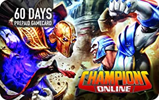 champions online game card