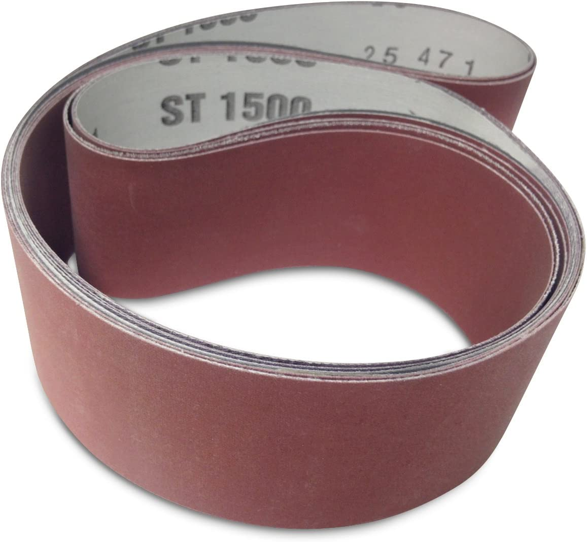 Red Label Abrasives 2 X Challenge the lowest price 42 Atlanta Mall Sharpening - Knife Belts Sanding Inch