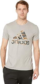 [adidas(アディダス)] メンズタンクトップ?Tシャツ Badge of Sport Camo Tee [並行輸入品]