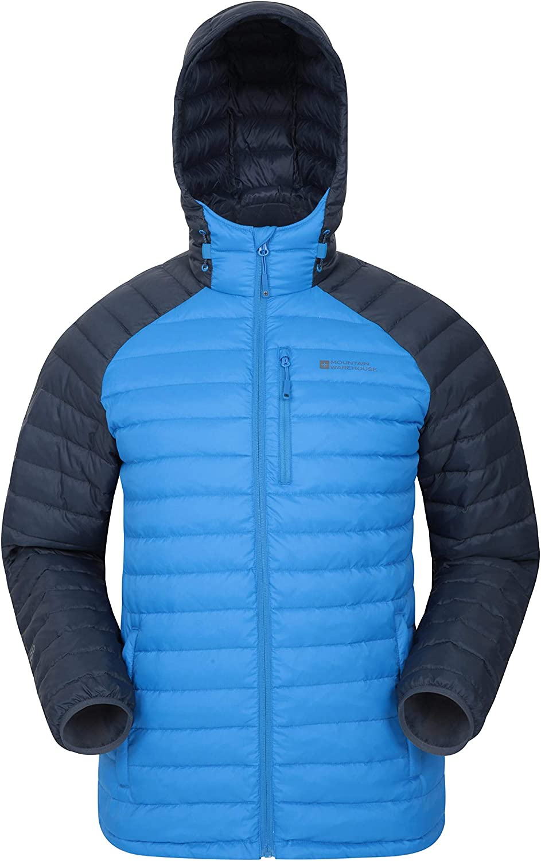 Mountain Warehouse Henry 売れ筋ランキング II Mens Winter Down 大幅にプライスダウン Gilet - Pack Jacket