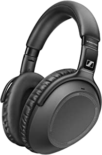 Sponsored Ad – Sennheiser PXC 550-II Wireless – NoiseGard Adaptive Noise Cancelling, Bluetooth Headphone with Touch Sensit...