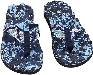 haoricu Flat Shoes Men, Men Summer Camouflage Flip Flops Shoes Sandals Male Home Indoor Outdoor Slipper