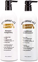 Best natural oliology coconut oil shampoo Reviews