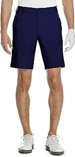 IZOD Men's Golf Swingflex Flat Front Short