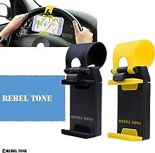 Best mobile phone holder for steering wheel Reviews