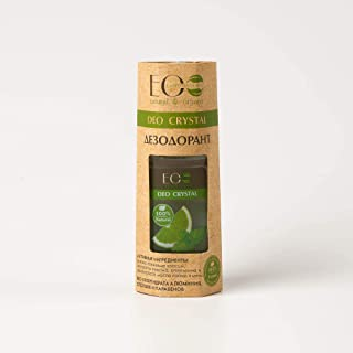 EO Laboratorie Organic Deodorants deo crystal lemon and orange unscented aluminum-free