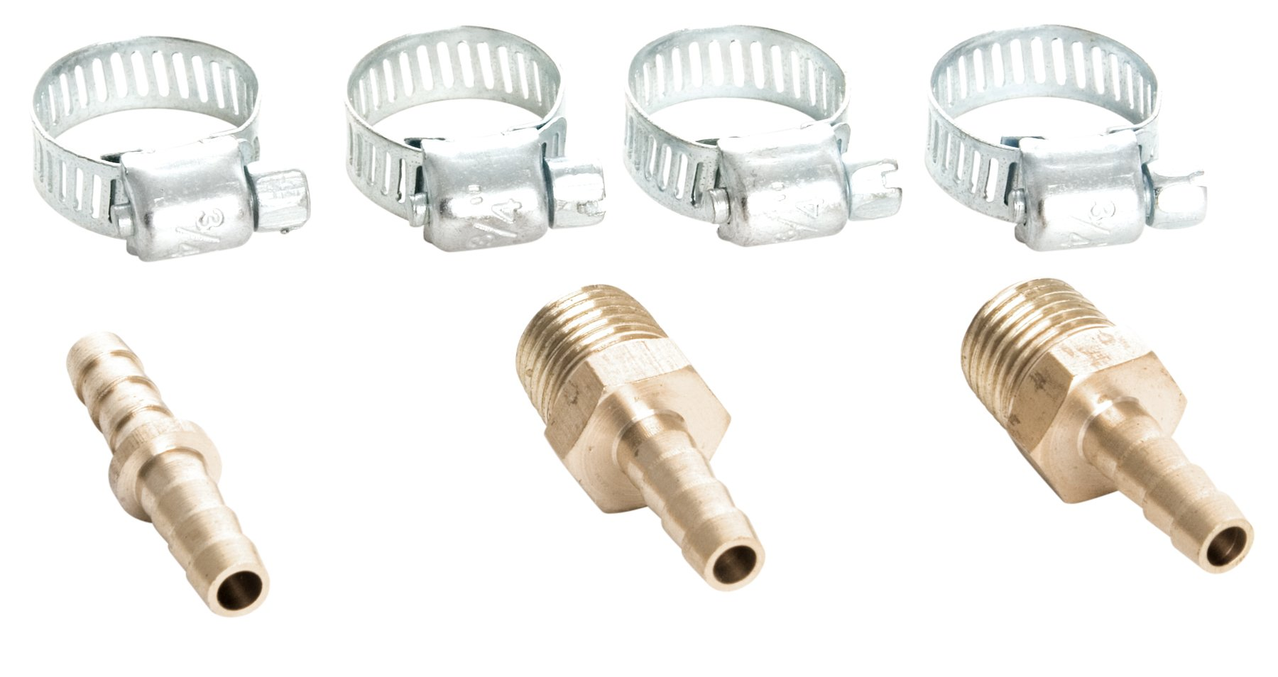 1//4 ID Air Compressed Hose Mender Repair Kit