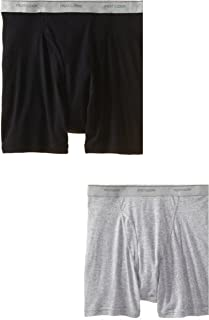 Fruit of the Loom Men's Boxer Briefs (Pack of 2)