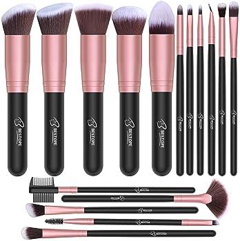 Explore blending makeup brushes for eyes