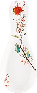 Lenox Simply Fine Chirp Spoon Rest, 8-1/4-Inch, White - 829894