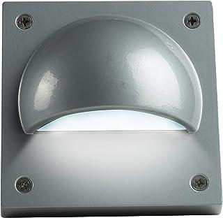 HPM RGLSSW1 12V Garden Light Step/Wall 12V Garden Light Step/Wall, Silver