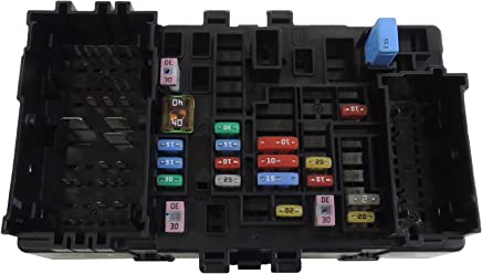 Amazon com: General Motors - Fuse Boxes / Fuses & Accessories