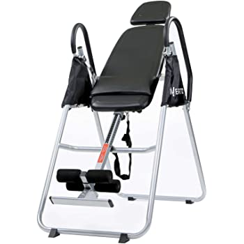 Invertio Inversion Table - Back Stretcher Machine for Pain Relief Therapy