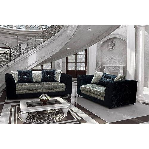 Living Room Sofa Set Amazoncouk