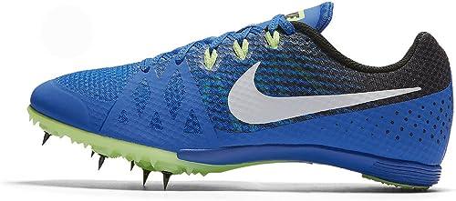 Nike - Hauszapatos Clavo Atletismo Zoom Rival M8, Color azul