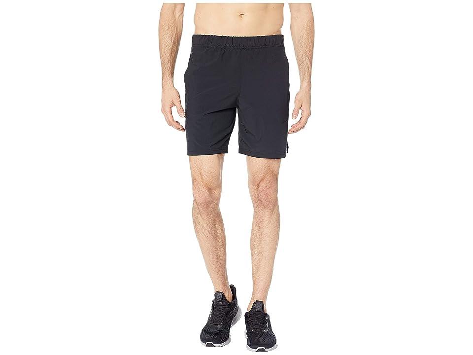 Speedo 7.5/18 Tech Shorts (Speedo Black) Men's Swimwear