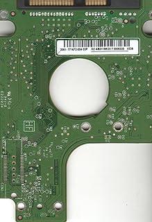 WD1600BEVT-24A23T0, 2061-771672-004 03P, WD SATA 2.5 Tarjeta Lógica (PCB) de la Unidad