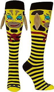 Silly Socks for Girls | Funny Animal Unicorn, Owl, Cat, Dog | Age 9+