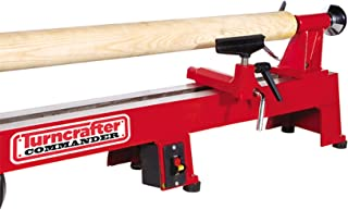 PSI Woodworking TCLC10XB Commander 10-Inch Midi Lathe Extension Bed