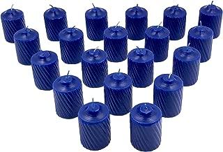 Best dark blue votive candles Reviews