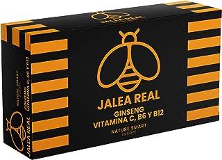 Jalea Real Con Ginseng | Vitamina C | Vitaminas B6 y B12 | Aporta Energía y Vitalidad |Refuerza las