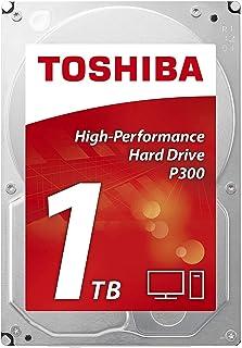 قرص صلب 1 تيرابايت داخلي للحواسيب الشخصية من توشيبا - HDWD110EZSTA