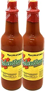 Valentina mexican hot sauce 5oz (pack of 2)