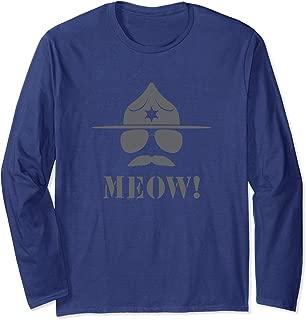 Super Troopers Meow Longsleeve T Shirt