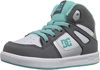 DC Shoes Baby-Boys Shoes Rebound Ul - High-Top Shoes -...