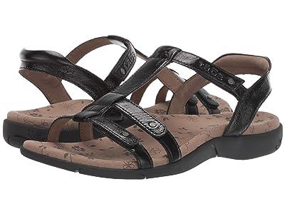 Taos Footwear Trophy 2 (Black Patent Leather) Women