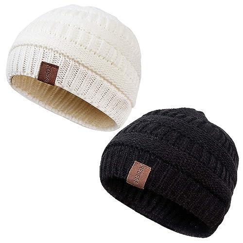 cc34f9649b1 REDESS Kids Winter Warm Fleece Lined Hat