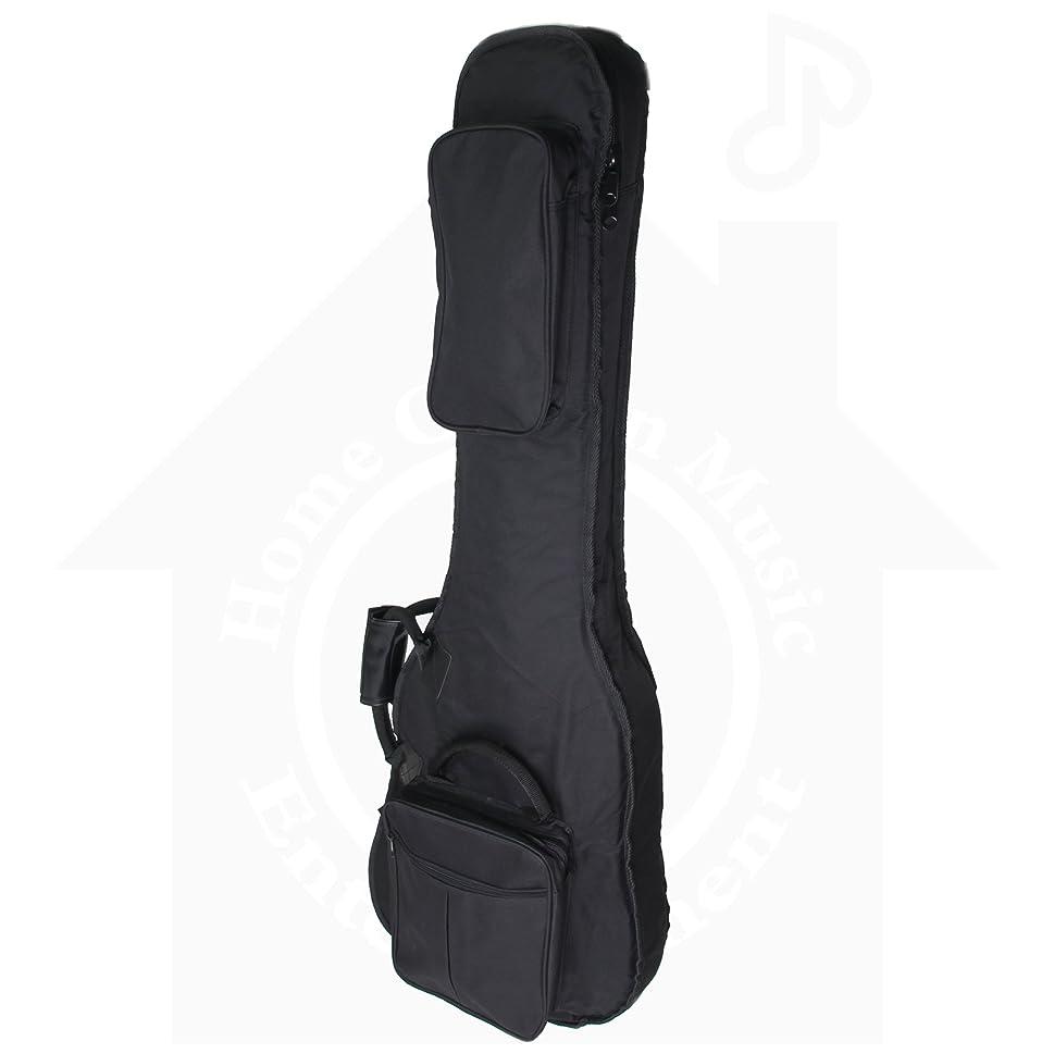罹患率羊のフォーマットクッション付き エレキ ベース用 ギグバッグ ギグ ケース ソフト バッグ クッション 20mm厚 HGM by MUSENT HGMB100