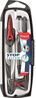 maped stop system compass