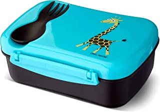 N'ice Box Kids, Lunch box with cooling pack - Turquoise