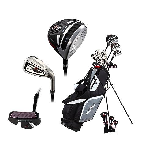 25e73c932c01 14 Piece Men s All Graphite Complete Golf Clubs Package Set Titanium Driver
