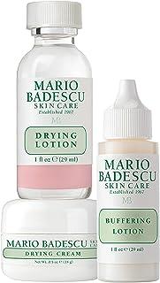 マリオ バデスク Acne Repair Kit: Drying Lotion 29ml + Drying Cream 14g + Buffering Lotion 29ml 3pcs
