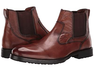 Kenneth Cole Reaction Brewster Boot (Cognac) Men
