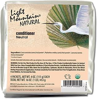 LIGHT MOUNTAIN Natural Hair Color Bulk -neutral, 1 Pound (900562), 16 Ounce