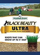 Jonathan Green 40322 Black Beauty Ultra Grass Seed, 7 lb