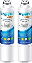 ICEPURE Replacement For Refrigerator Water Filter, Compatible With Samsung DA2900020B, DA2900020A,HAF-CIN/EXP,HAFCIN,KENMORE 469101 [2 PACK]