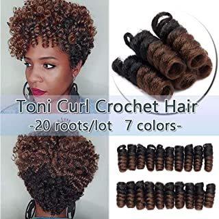 Best toni curl crochet hair Reviews