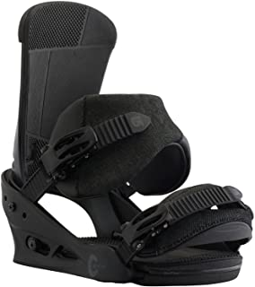burton custom bindings green