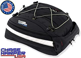 Chase Harper USA 5400 CR2 Tail Trunk- Water-Resistant, Tear-Resistant, Industrial Grade Ballistic Nylon with Adjustable Bungee Mounting System for Universal Fit