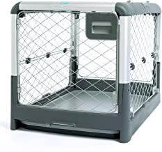 Diggs Revol Dog Crate (Collapsible Dog Crate, Portable Dog Crate, Travel Dog Crate, Dog Kennel) for Small and Medium Dogs ...