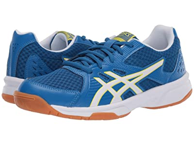 ASICS GEL-Upcourt(r) 3 (Lake Drive/White) Women