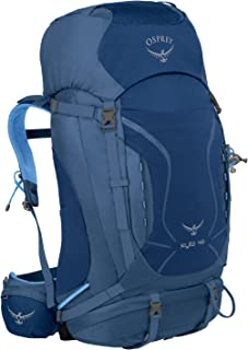 Osprey Kyte 46 Ocean Blue WX/S Hiking Backpack Bag