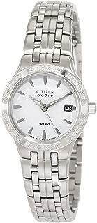 Citizen Women's EW0960-54A Silhouette Diamond Eco Drive Watch