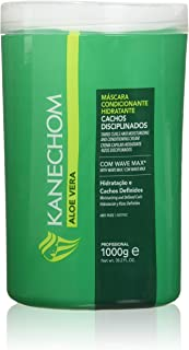 Kanechom Ultimate Aloe Vera Moisturizing and Conditioning Hair Treatment Cream (Brazilian Treatment) 35.2 Fl.Oz.