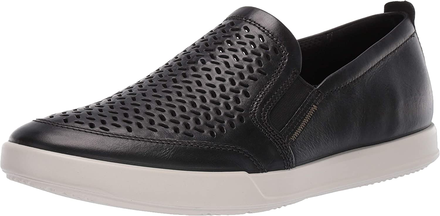 ECCO Mens Collin 2.0 Slip on Sneaker